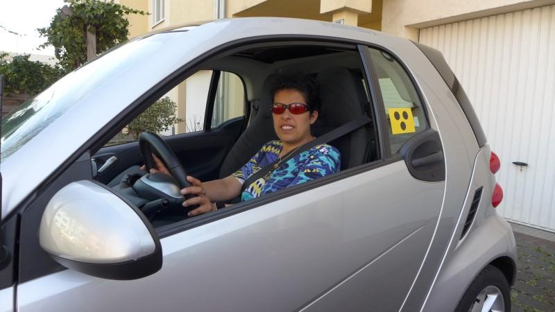 Autofahren für Blinde – kein Traummehr