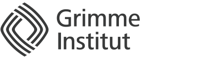 Logo des Grimme-Instituts